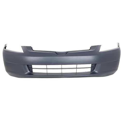 CAPA Certified Front BUMPER COVER Primed for 2003-2005 Honda -