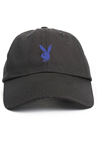 Playboy Bunny Unstructured Dad Hat Space Jams New - (Playboy Womens Cap)