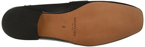 Kenneth Cole New York Womens Bowan To Slip-on Dagdriver Svart