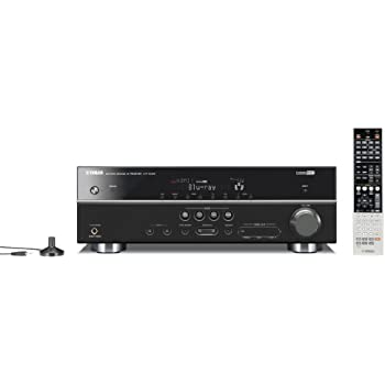 Yamaha Htr   Watt   Channel Home Theater Receiver