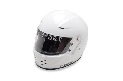 Pyrotect SA2010 Airflow F/F Helmet, XXL, White