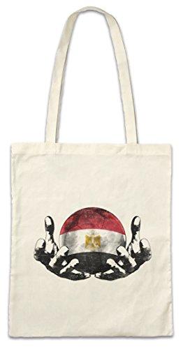 Urban Backwoods Egypt Magic Ball Bolsas de la Compra Reutilizables