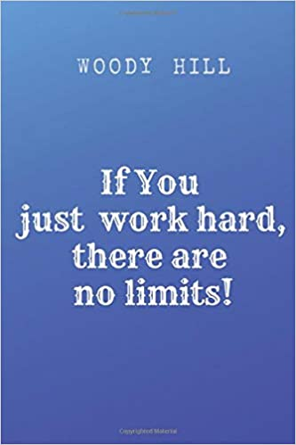 If You Just Work Hard There Are No Limits Motivational