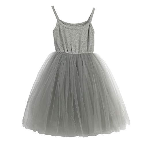 Toddler Girls Sleeveless Dress - 5