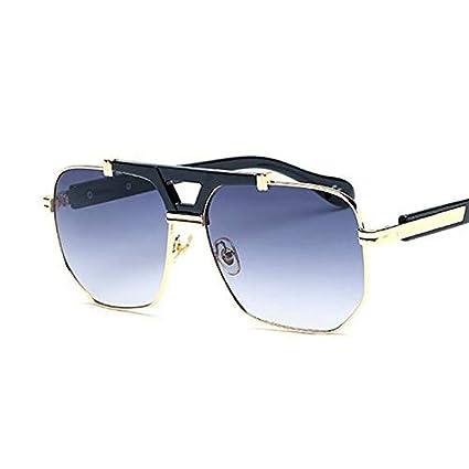 GCCI Gafas de sol de moda de verano Unisex Gradient Fashion ...