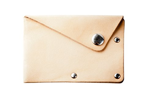 Mr Card Wallet Lentz With Men's Tanned Leather Sun Natural Snap rwHgrFqP