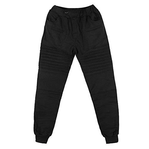 Pantalons Crystallly Hommes Hiphop Simple Décontracté Décontractés Sport Noir Style Pour Couleur D'entraînement Pantalon De Survêtement aadqrw1