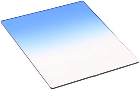 グラデーション ニュートラル NDフィルター 全6色 勾配レンズ - グラデーションブルー