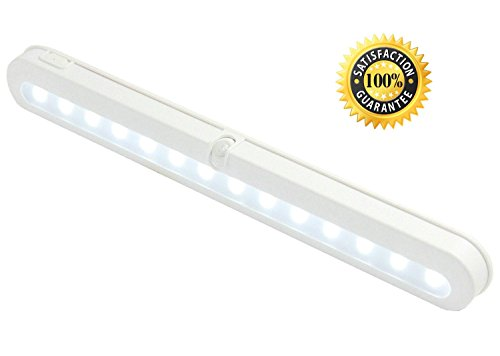 Jebsens T01 Battery Operated Led Closet Light Wireless