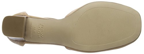 New Look Damen Willis 3 Pumps Beige (14/Oatmeal)