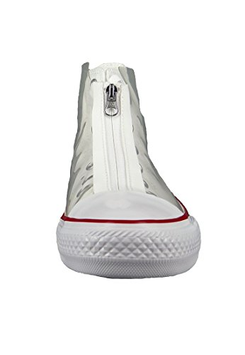 Blanc Bianco Femme Shroud EU Baskets Converse Star Hi pour All 41 xq8ZpZ
