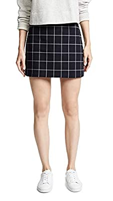 Bailey 44 Women's Alexei Plaid Miniskirt