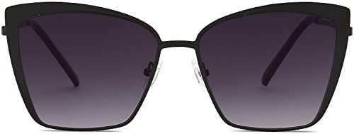 SOJOS Cateye Sunglasses Fashion Mirrored product image