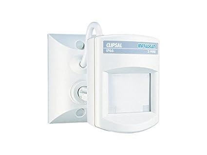 750WPR Sensor de movimiento por infrarrojos, 10A, 3cables