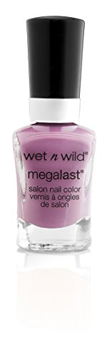 wet n wild Megalast Nail Color, Bite the Bullet, 0.45 Fluid Ounce