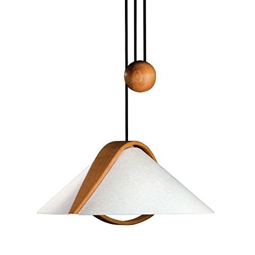 (Justice Design Group Domus 2-Light Pendant - Translucent Shade Shade)