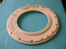 Tambor de la placa frontal para lavadora eléctrica equivalente a ...