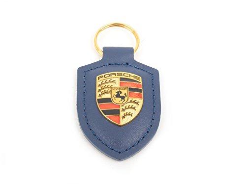 Crest Key Porsche (Porsche WAP-050-095-0E - Z Key Tag Crest Blue)