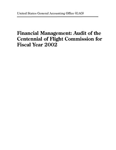 Financial Management: Audit of the Centennial of Flight Commission for Fiscal Year 2002