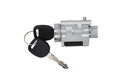NewYall Ignition Lock Cylinder Tumbler w/Key NO Chip for Chevy Classic Impala Olds Pontiac