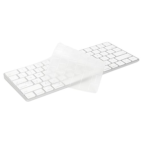 (UPPERCASE Premium Ultra Thin Keyboard Protector for Apple Magic Keyboard, US Keyboard Layout (UPP-PKBC-MK2))