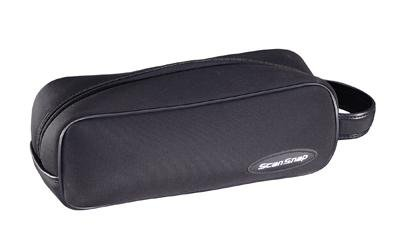 Fujitsu ScanSnap Carrying Case - Scanner carrying case - for ScanSnap S1300i, S1300i Deluxe, S300