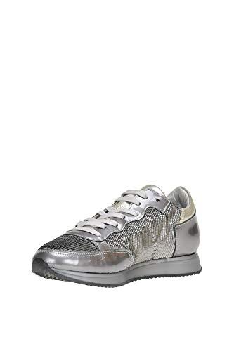 Model Plata Mujer Zapatillas Philippe Cuero Mcglcak000004081i wUY7qfxT