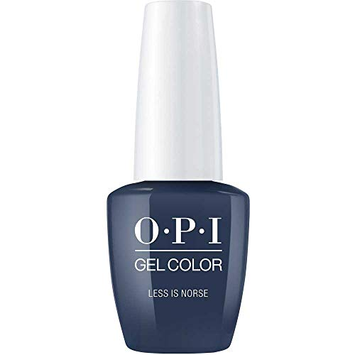 Less Gel - OPI GelColor, Less is Norse, 0.5 Fl. Oz. gel nail polish