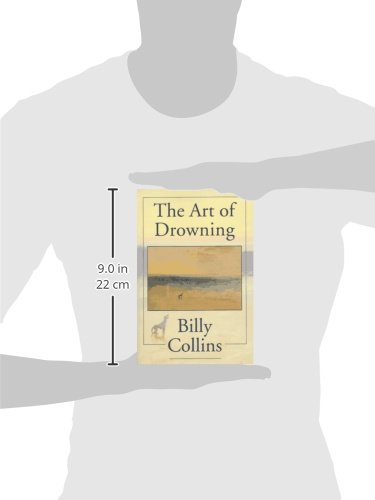 The Art Of Drowning Pitt Poetry Series Billy Collins