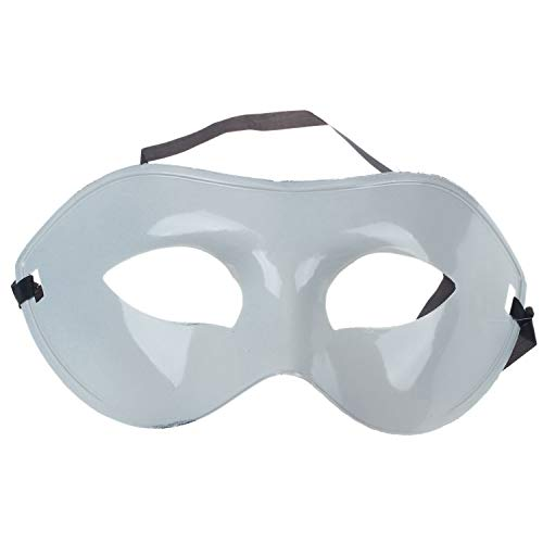 Hen Party Novelty - Fantasy Men Masquerade Ball Mask Costume Party Eye Fancy Vintage Silvery - Headbands Glasses Gold Adults Wear Women Masks Bulk Couples Male Stick Superhero Kids Dinosaur P ()