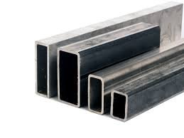 A36 Hot Rolled Carbon Steel Rectangular Tubing - 1 1/2'' x 2 1/2'' x .125'' x 72'' by Shapiro Metal Supply - SMS
