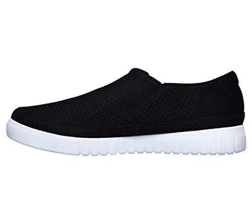 Concept 3 by Skechers Men's Mossly Mesh Slip-on Casual Sneaker