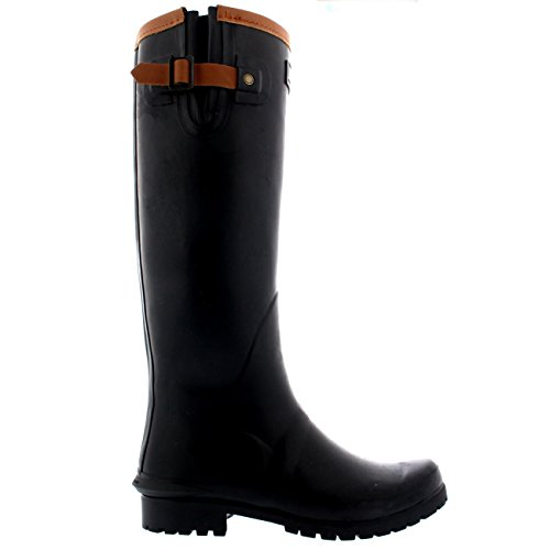 Rain Winter Blyth Womens Black Boot Snow Barbour Rubber Waterproof Wellingtons wn1qR6ZqH