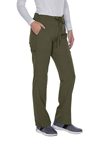 - Grey's Anatomy Signature 2207 Callie Low Rise Pant Olive S