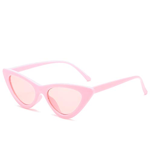 2019 Hot Fashion Cute Sexy Ladies Cat Eye Sunglasses Women Vintage Small Sun Glasses Female,C7 (Best Goggles For Snowboarding 2019)