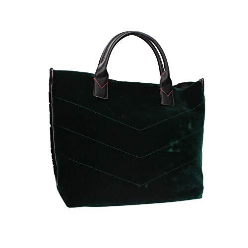 cd4316e7ff Pinko y4pv Verde Bag 1h20hr Shopping Donna YpvwxBpq