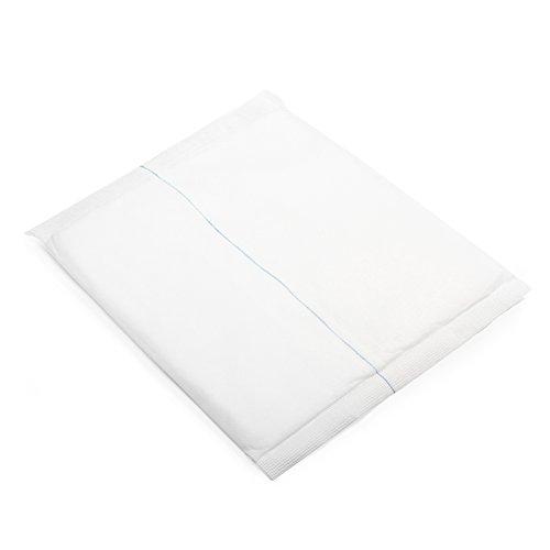MediChoice Abdominal Pad, Bulk, Non-Sterile, 8x10 Inch, White, 1314ABD2003 (Case of 432)