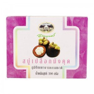 how to prepare mangosteen peel