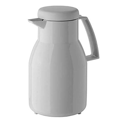 30 x 30 x 23.8 cm Helios Wash Vacuum Jug Grey 1 Litre