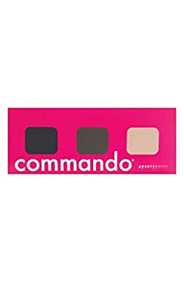 commando Panty Party Butter 3-Pack Hipster Panties