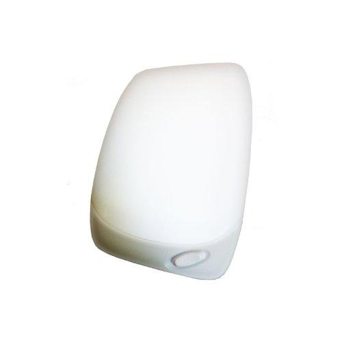 Redstone Tageslichtlampe - 10000 Lux - Medizinprodukt CE 0123 - 12 Monate Garantie - Lichtdusche Lichttherapiegerät Lichttherapie Lichtlampe