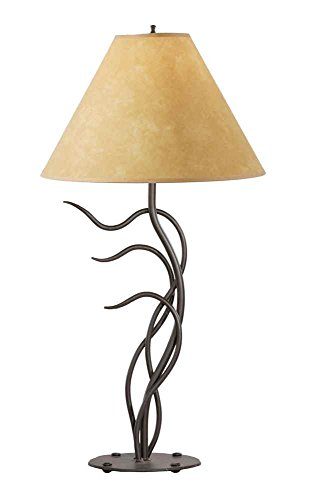 Stone County Ironworks Breeze Table Lamp, Woodland Brown 205024-OG-142908-O-760346 ()