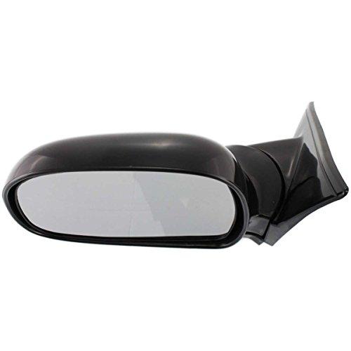 RIGHT RH PASS SIDE MIRROR BELOW EYELINE FOLDAWAY MANUAL GM1321188 (Manual Side Mirror Below Eyeline)