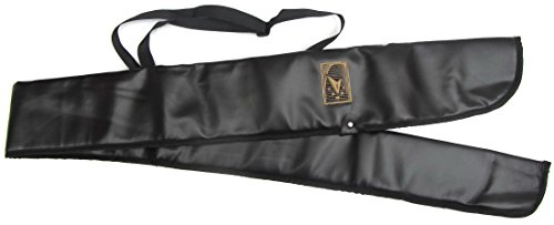 BO Carry Case - KMA 188cm x 12cm - SINGLE -Long Straff Wu-Shu Carry Case VINYL With Adjustable Shoulder Strap