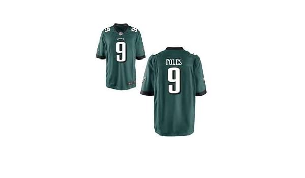 Philadelphia Eagles NFL fútbol americano Jersey Nike Game - Nick Foles -  Mens 9  - Extra grande NWT   existen de anemia enumerada bajo descripción  del ... b0419b42141