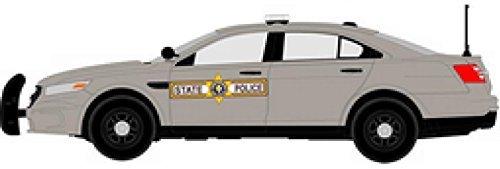 FIRST RESPONSE Ford Taurus interceptor Illinois - Taurus Ford Police Car