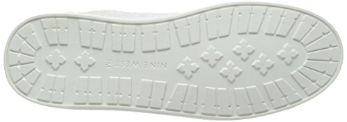 Basses Femme Nine West Palyla3 Bianco Sneakers tt0Bq