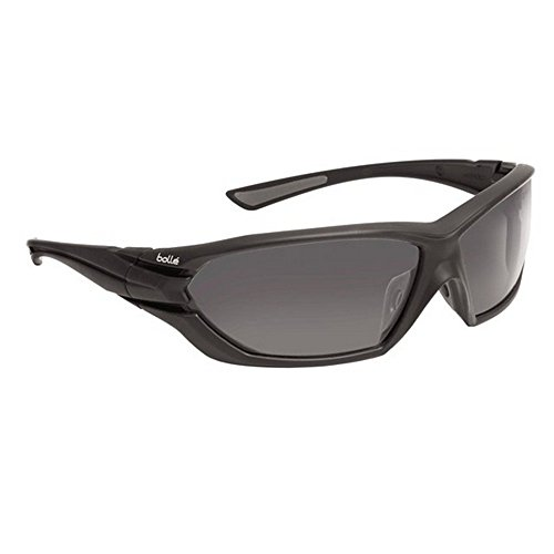 Bolle Assault ASAF Sunglasses, Matte Black/Smoke ()