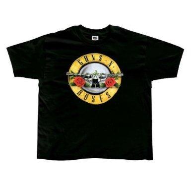 Guns N' Roses - Baby-boys Appetite Toddler T-shirt 2t Black