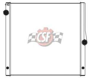CSF 3632 Radiator